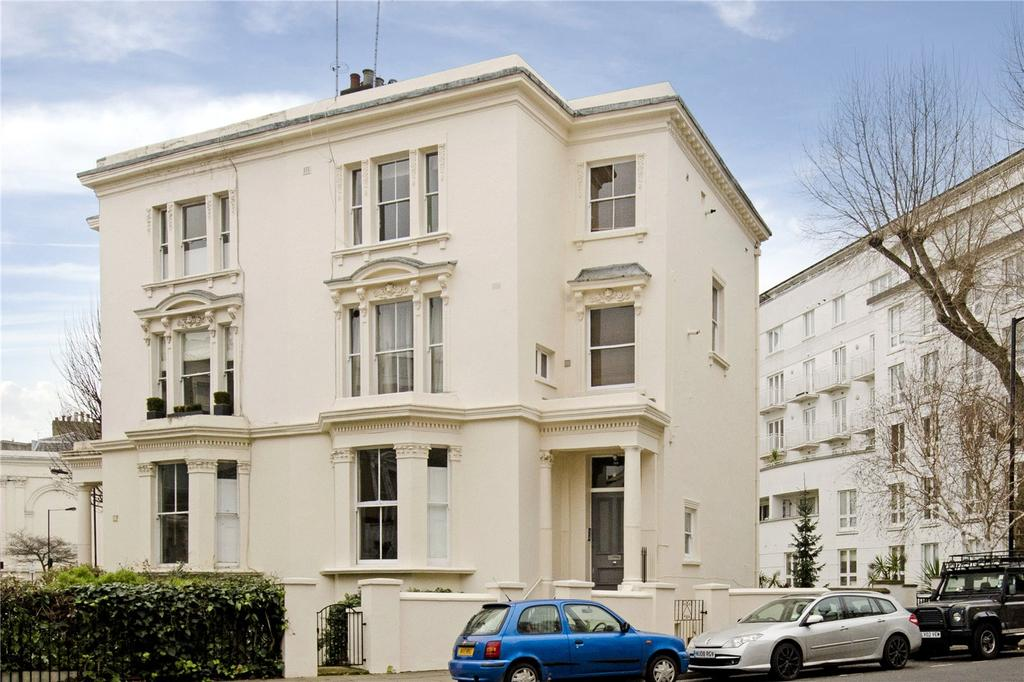 2 Bedrooms Flat for sale in Warrington Gardens, Little Venice, London