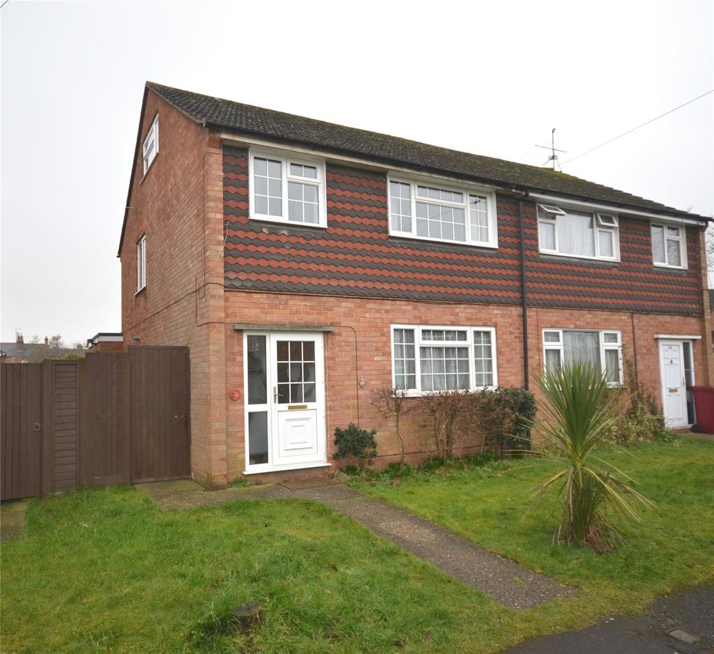 3 Bedrooms Semi Detached House for sale in Kentwood Close, Tilehurst, Reading, Berkshire, RG30