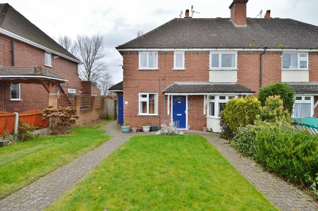 2 Bedrooms Apartment Flat for sale in Burnthill Lane, Rugeley