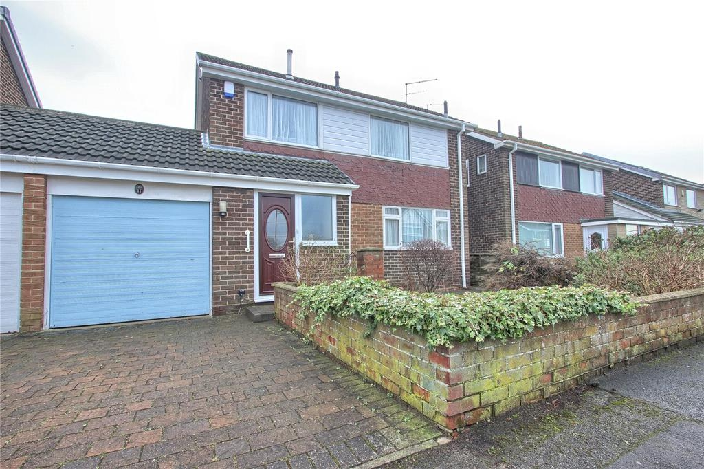 3 Bedrooms Link Detached House for sale in Oakdale Road, New Marske