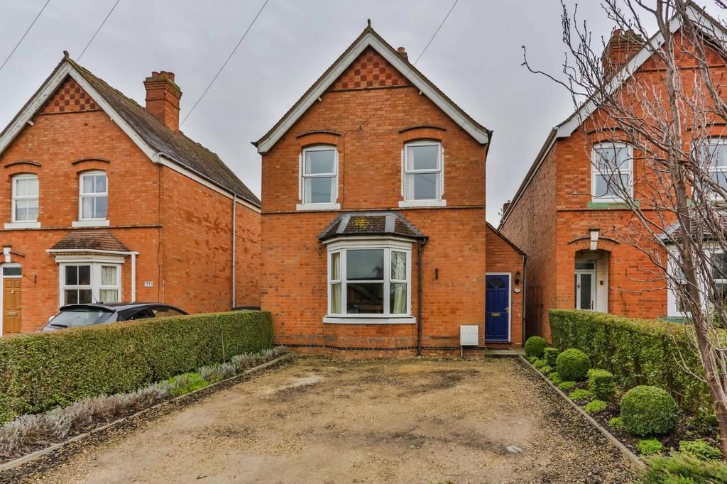 4 Bedrooms Detached House for sale in Cheltenham Road, Evesham