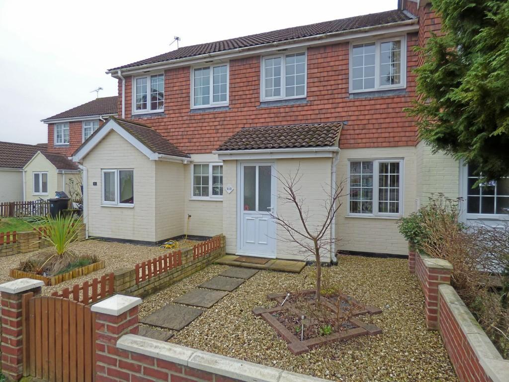 2 Bedrooms Terraced House for sale in Owls Road, Verwood
