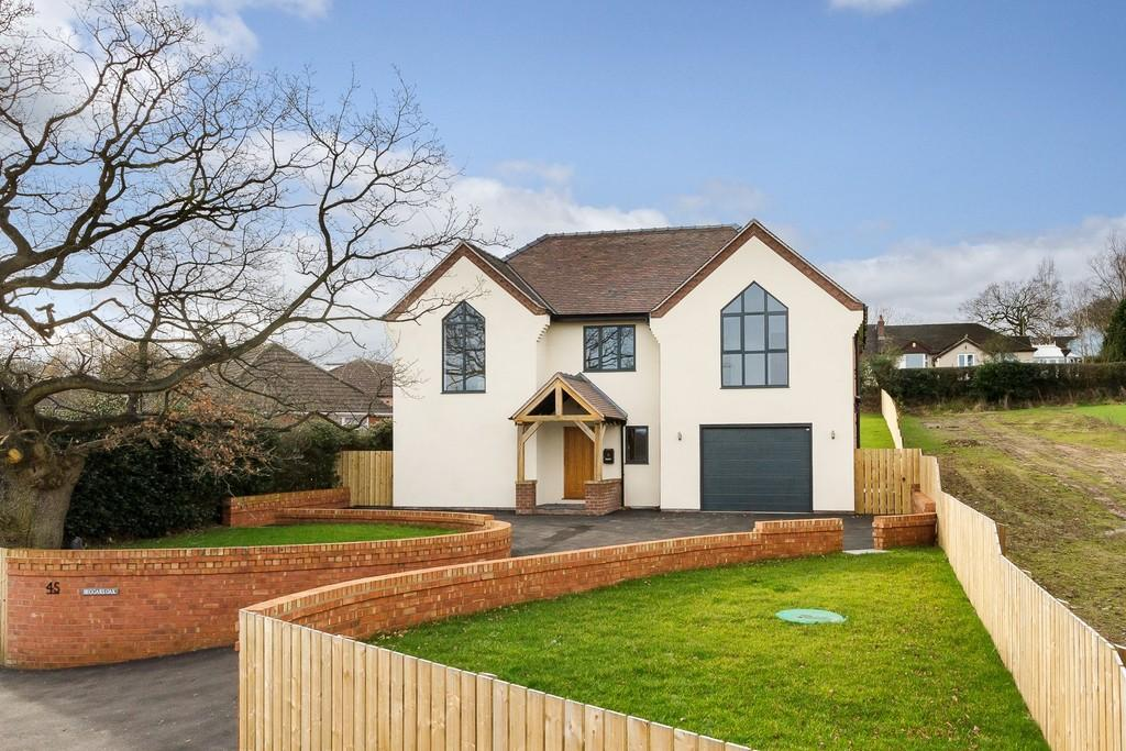 4 Bedrooms Detached House for sale in Beggars Oak, 45 Well Lane, Weaverham, CW8 3PH