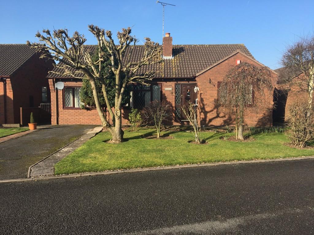 3 Bedrooms Detached Bungalow for sale in 7 Schoolfield Close, Buerton, CW3 0DW