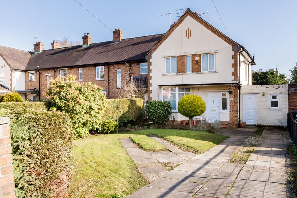 3 Bedrooms Semi Detached House for sale in Nantwich, Cheshire