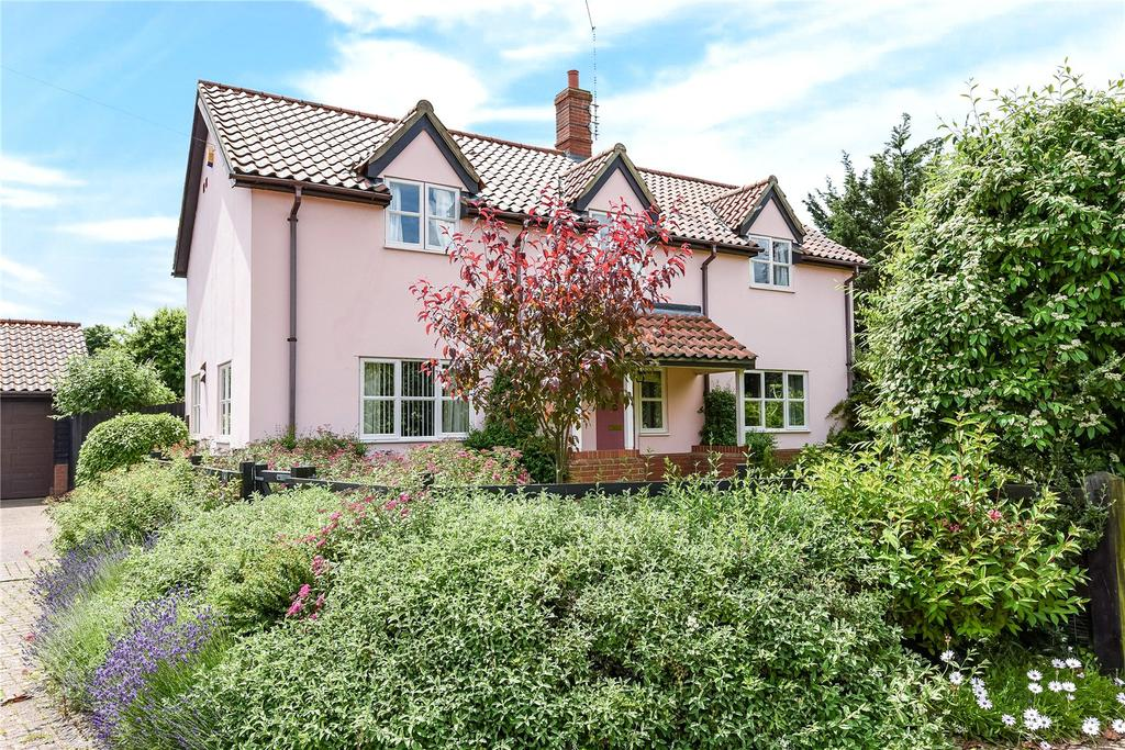 4 Bedrooms Detached House for sale in Mayes Meadow, Moulton, Newmarket, Suffolk, CB8