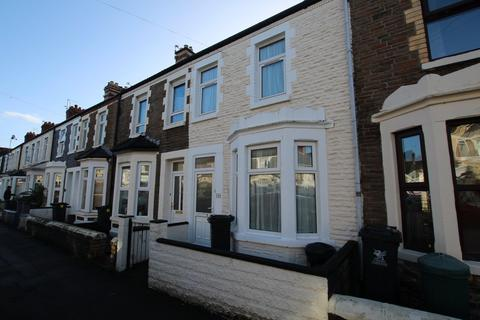 2 bedroom terraced house to rent - Strathnairn Street, Roath, Cardiff