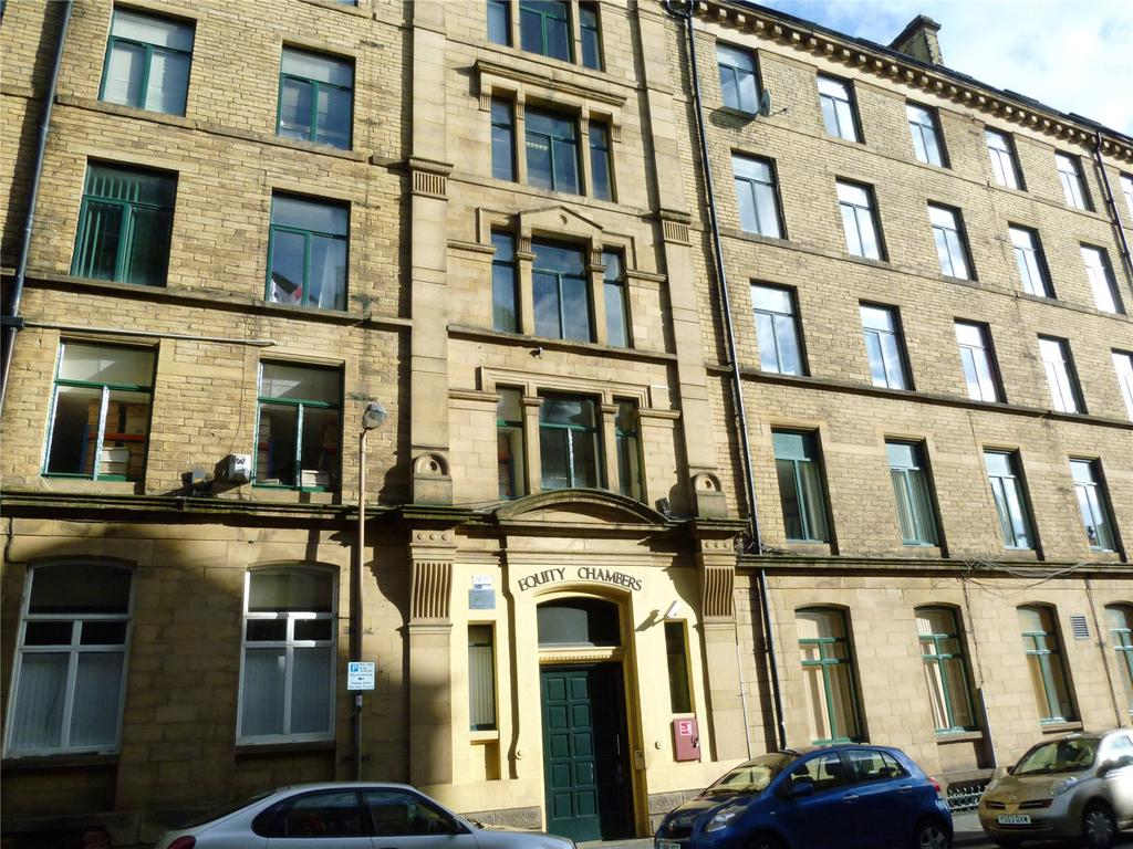 2 Bedrooms Apartment Flat for sale in Equity Chambers, 40 Piccadilly, Bradford, West Yorkshire, BD1