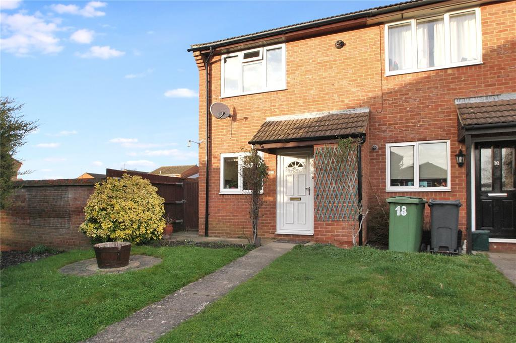 2 Bedrooms End Of Terrace House for sale in Overton Drive, Thame, OX9