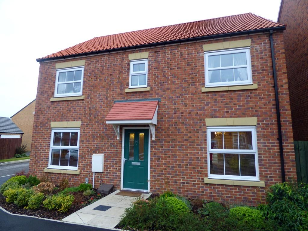 4 Bedrooms Detached House for sale in Greenfinch Road, Easington Lane, Houghton-Le-Spring