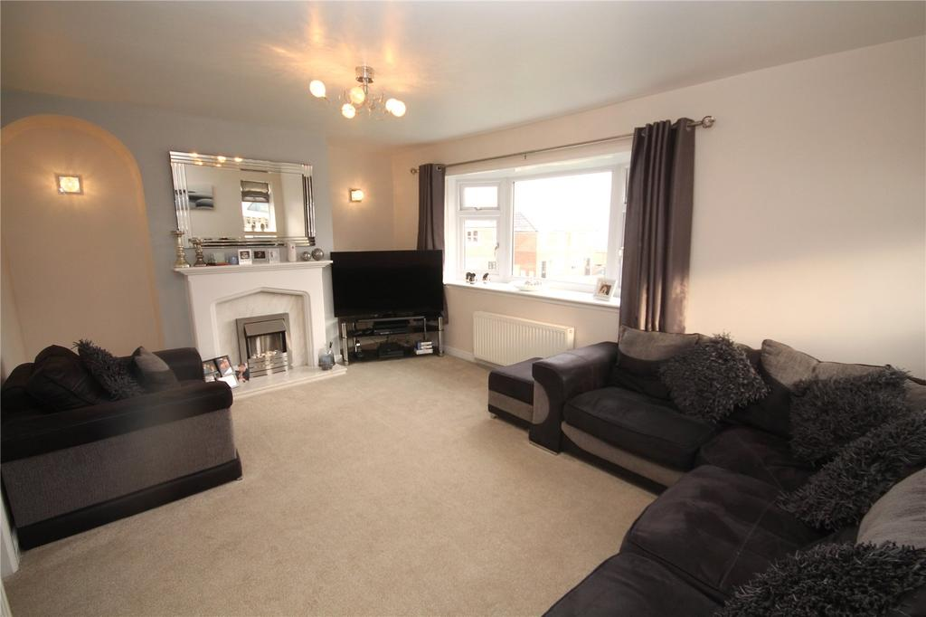 3 Bedrooms Semi Detached House for sale in Highstone Avenue, Worsbrough Common, Barnsley, South Yorkshire, S70