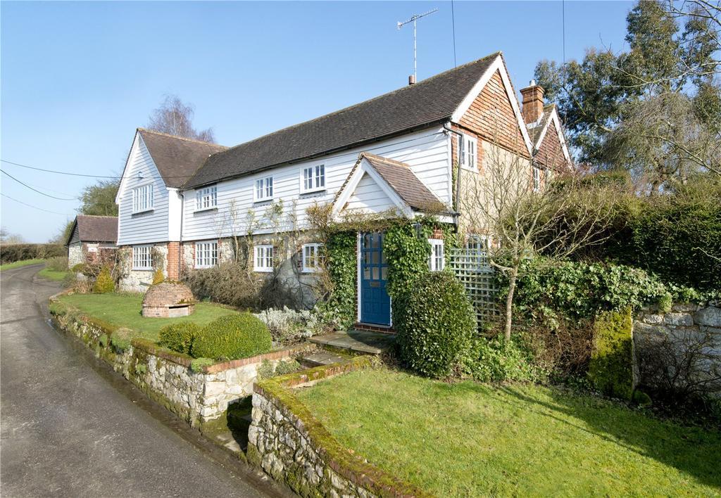 5 Bedrooms Equestrian Facility Character Property for sale in Allens Lane, Plaxtol, Sevenoaks, Kent, TN15