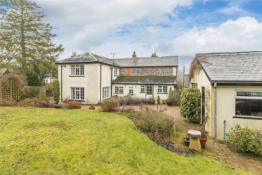 4 Bedrooms Unique Property for sale in Maltings Lane, Great Chishill, Royston, Hertfordshire, SG8