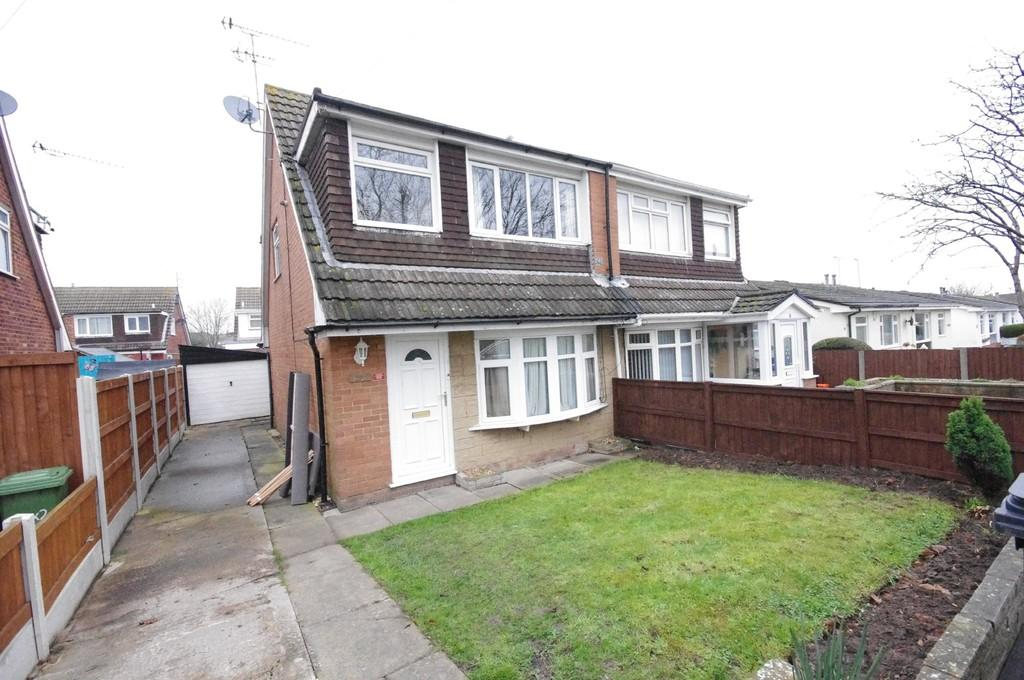 3 Bedrooms Semi Detached House for sale in Glan Y Gors, Prestatyn