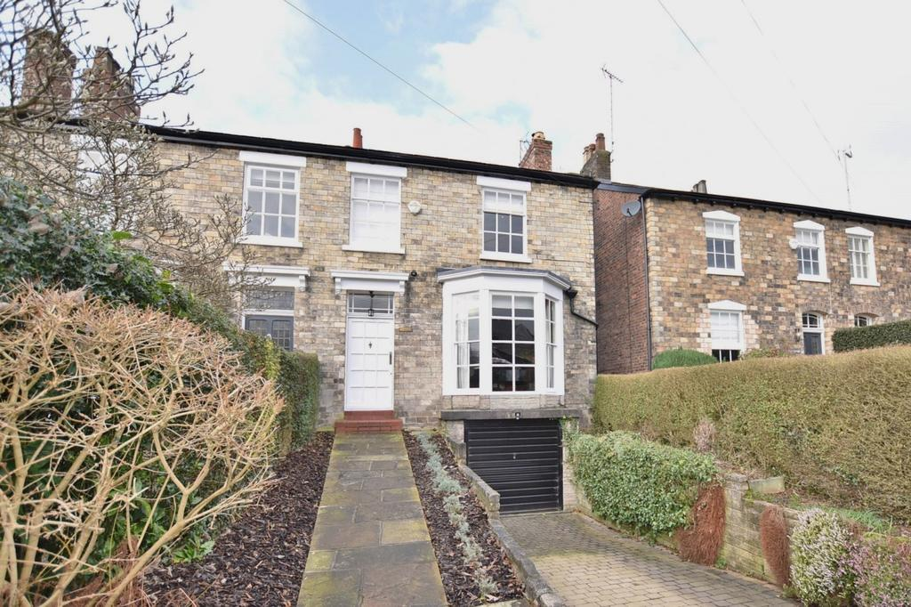 3 Bedrooms Semi Detached House for sale in Apsley Grove, Bowdon