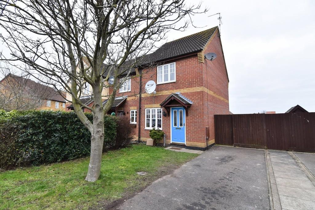 2 Bedrooms End Of Terrace House for sale in Taylor Close, Fishtoft