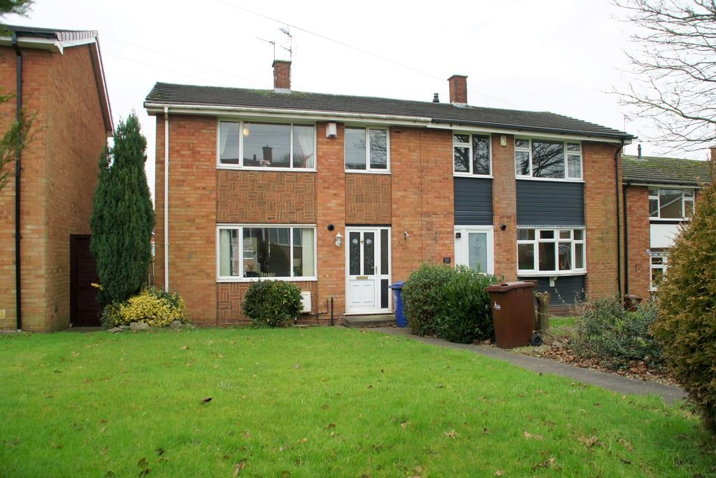 3 Bedrooms Semi Detached House for sale in Butts Way, Norton Canes, Cannock