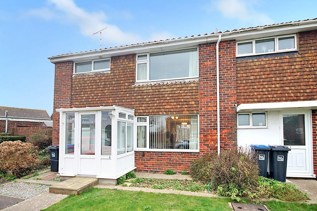3 Bedrooms End Of Terrace House for sale in Sylvan Road, Sompting, Lancing, BN15 0BT