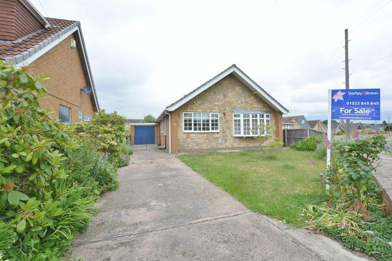 3 Bedrooms Detached Bungalow for sale in Eastbrook Road, Lincoln