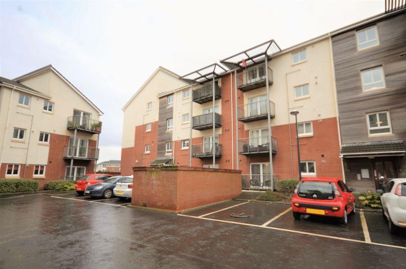 2 Bedrooms Flat for sale in 4F Glenford Place, Ayr KA7 1LB