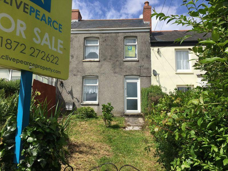 3 Bedrooms Terraced House for sale in Park Place, Truro