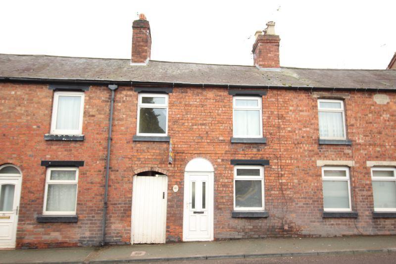2 Bedrooms Terraced House for sale in 73 Scotland Street, Ellesmere