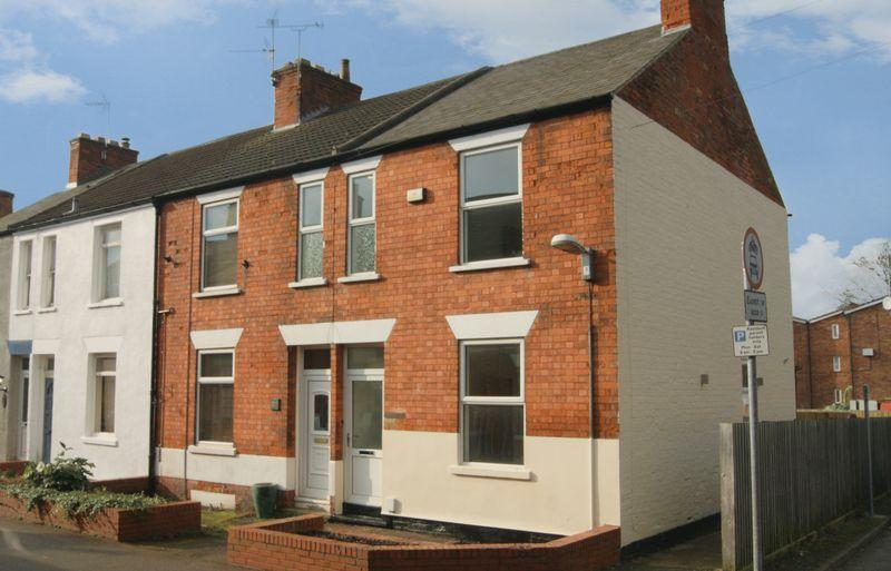 3 Bedrooms End Of Terrace House for sale in William Street, Newark