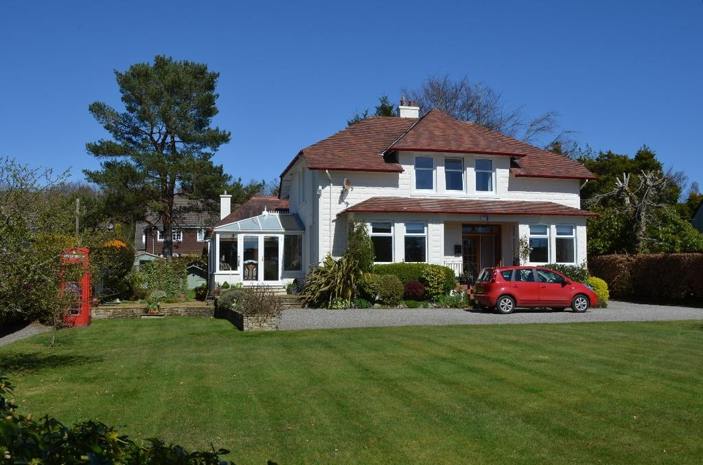 5 Bedrooms Detached House for sale in Millig Street, Archerfield, Helensburgh, Argyll Bute, G84 9PN