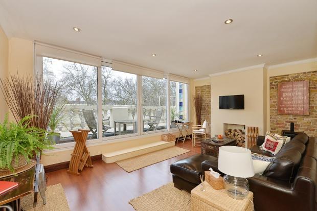 1 Bedroom Flat for sale in Eccleston Square, Pimlico, SW1V