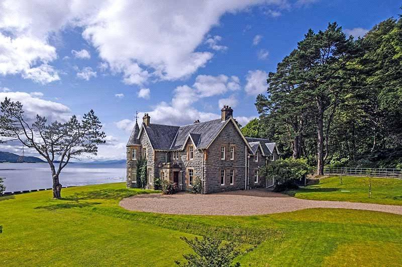 7 Bedrooms Unique Property for sale in Ardrhu House, Onich, Fort William, Inverness-Shire, PH33