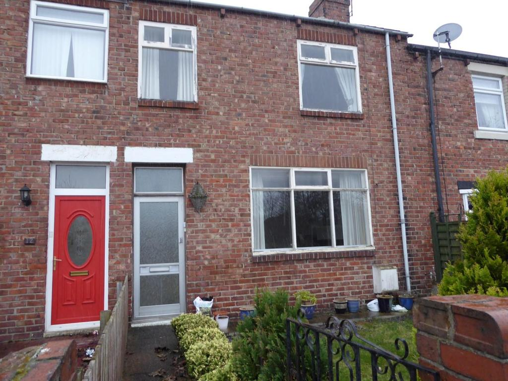 2 Bedrooms Terraced House for sale in Park Road, Ashington