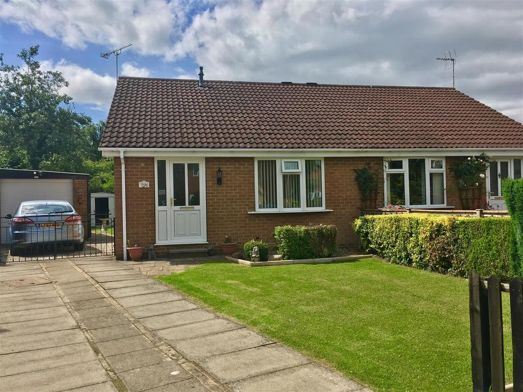 2 Bedrooms Bungalow for sale in Megson Place, Thirsk