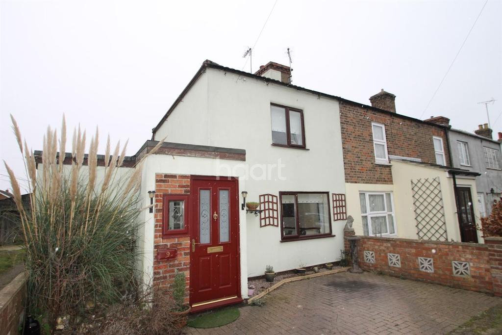 2 Bedrooms End Of Terrace House for sale in Custom House Street, Sutton Bridge