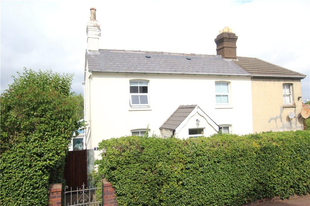 2 Bedrooms Semi Detached House for sale in Albion Road, Malvern, Worcestershire, WR14