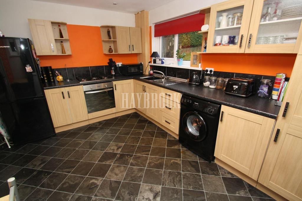 2 Bedrooms Semi Detached House for sale in Lister Drive, Basegreen, S12