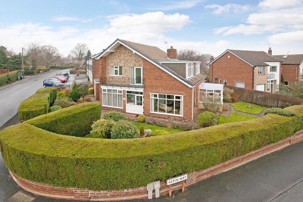 4 Bedrooms Detached House for sale in Aspin Lane, Knaresborough