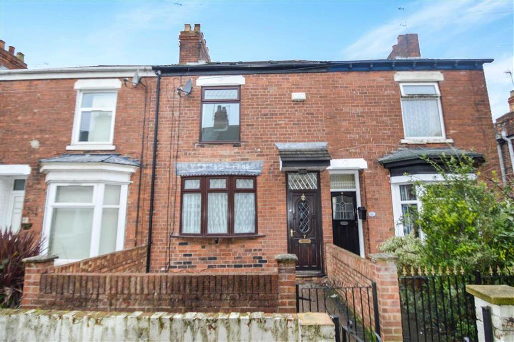 3 Bedrooms Terraced House for sale in Ferens Villas, Rosmead Street, Hull, East Yorkshire, HU9