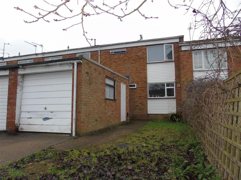 3 Bedrooms Terraced House for sale in St. Audreys Close, Hatfield