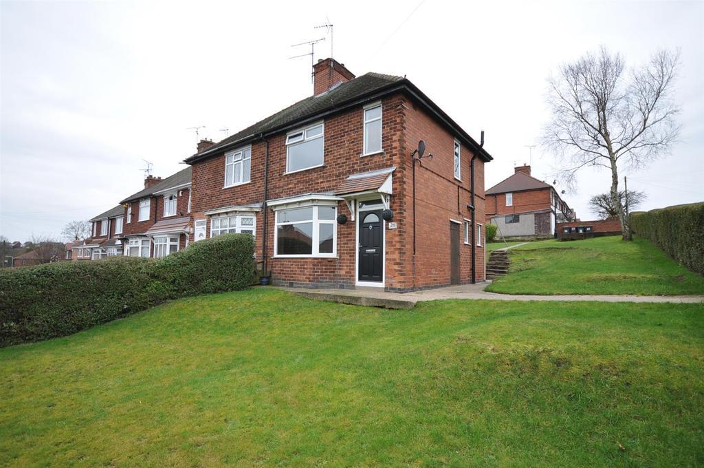 2 Bedrooms Semi Detached House for sale in Quarrydale Road, Sutton-In-Ashfield