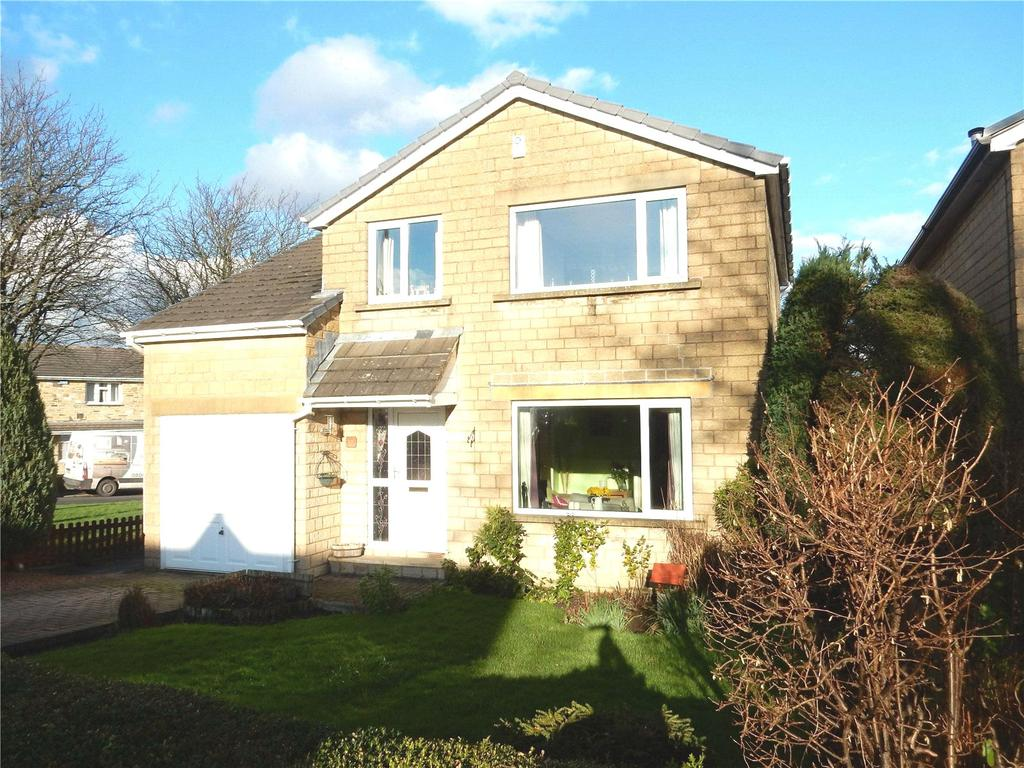 5 Bedrooms Detached House for sale in Netherton Moor Road, Netherton, Huddersfield, HD4