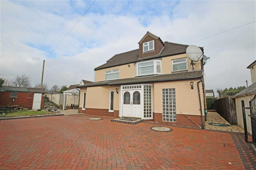 5 Bedrooms Detached House for sale in Ash Grove, Cardiff
