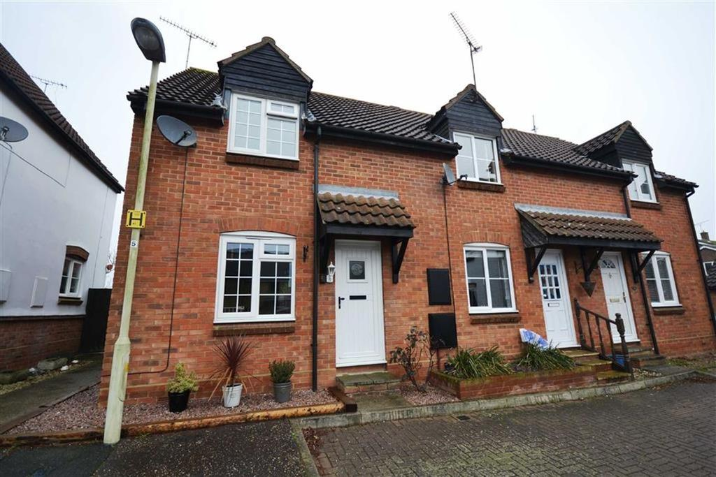 2 Bedrooms End Of Terrace House for sale in Albert Road, South Woodham Ferrers, Essex