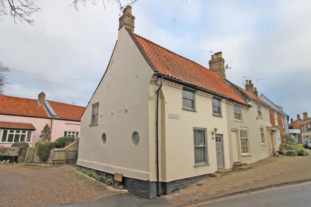 4 Bedrooms Unique Property for sale in High Street, Holt NR25