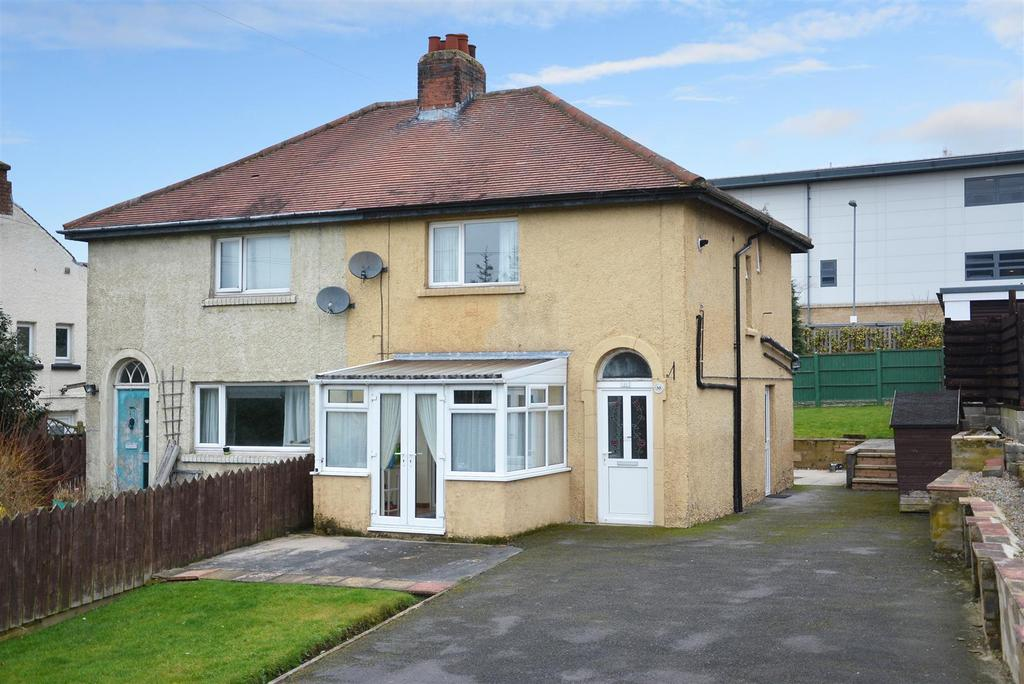 3 Bedrooms Semi Detached House for sale in The Oval, Otley