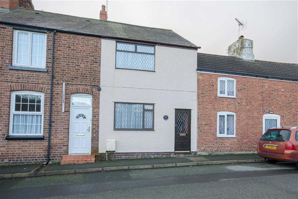 2 Bedrooms Terraced House for sale in Bro Alun, Mold, Mold