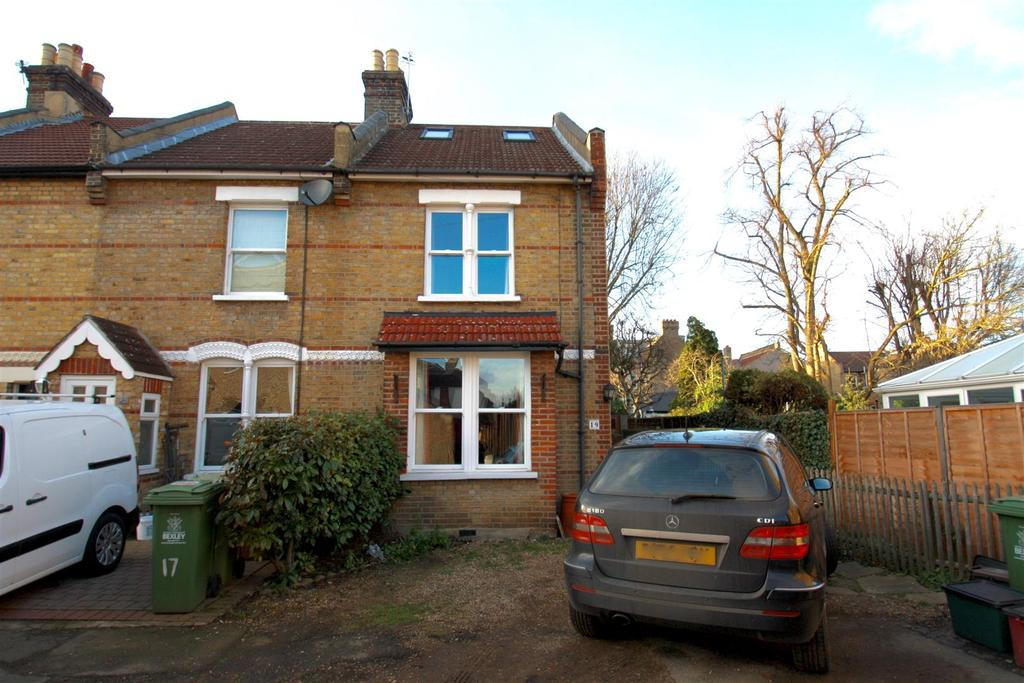 3 Bedrooms End Of Terrace House for sale in Shirley Road, Sidcup