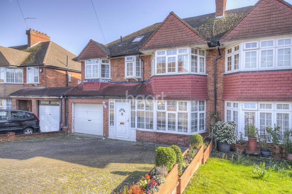6 Bedrooms Semi Detached House for sale in Alington Crescent, London