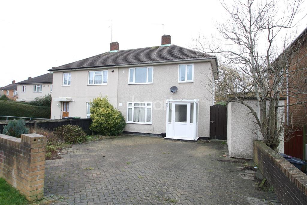 3 Bedrooms Semi Detached House for sale in Symington Road, Fishponds