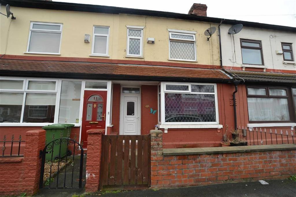 3 Bedrooms Terraced House for sale in Grosvenor Street, STRETFORD