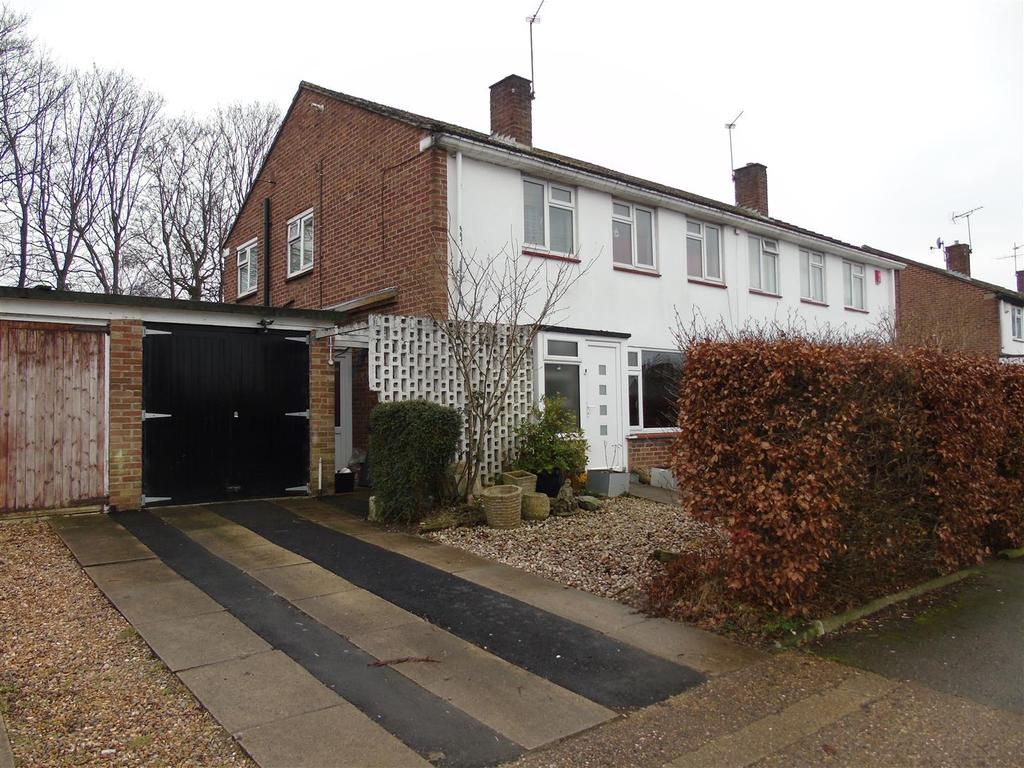 1 Bedroom Semi Detached House for sale in Hillcrest, Hatfield